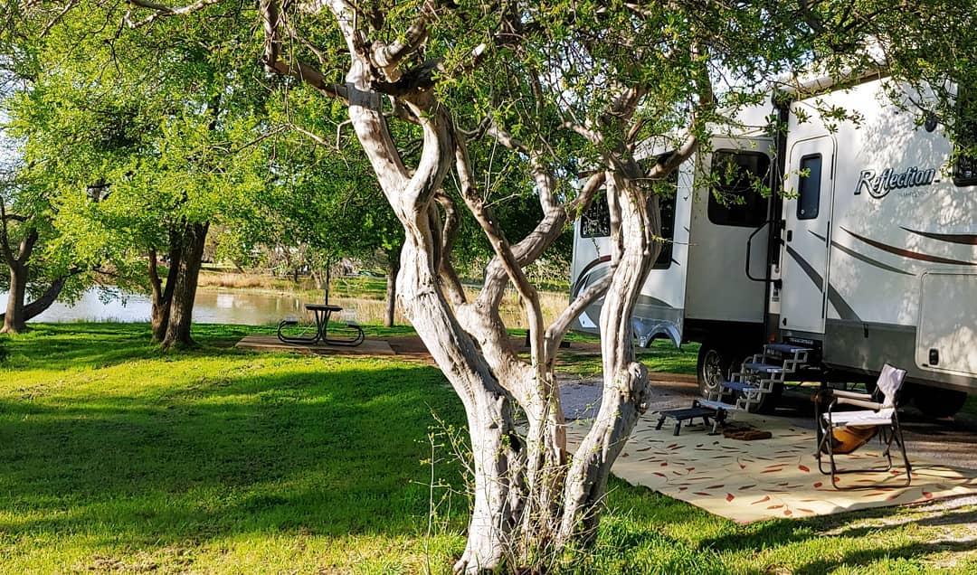 campsite Inks Lake