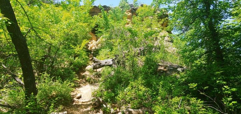 Kano narrow path.jpg