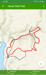 trail map kano